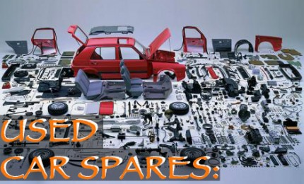 Used Car Spares